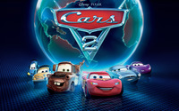 Cars 2 [2] wallpaper 2560x1600 jpg
