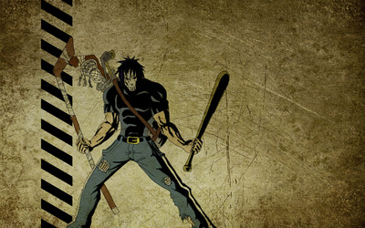 Casey Jones - Teenage Mutant Ninja Turtles wallpaper