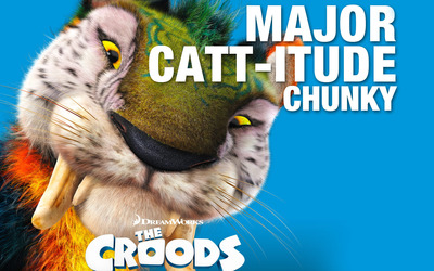 Chunky - The Croods wallpaper