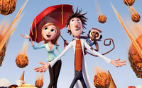 Cloudy with a Chance of Meatballs 2 [3] wallpaper 1920x1080 jpg