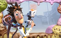 Cloudy with a Chance of Meatballs 2 [12] wallpaper 1920x1080 jpg