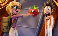 Cloudy with a Chance of Meatballs 2 [2] wallpaper 1920x1200 jpg