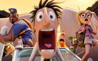 Cloudy with a Chance of Meatballs 2 [8] wallpaper 1920x1200 jpg