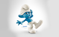 Clumsy - The Smurfs 2 wallpaper 1920x1200 jpg