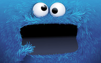 Cookie Monster wallpaper 1920x1200 jpg
