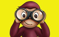 Curious George wallpaper 1920x1080 jpg