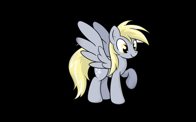 Derpy Hooves [2] wallpaper