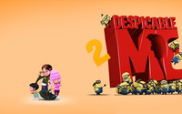 Despicable Me 2 [9] wallpaper 1920x1200 jpg