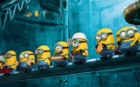Minions - Despicable Me 2 [4] wallpaper 1920x1200 jpg
