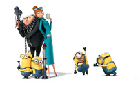 Despicable Me 2 [3] wallpaper 2880x1800 jpg