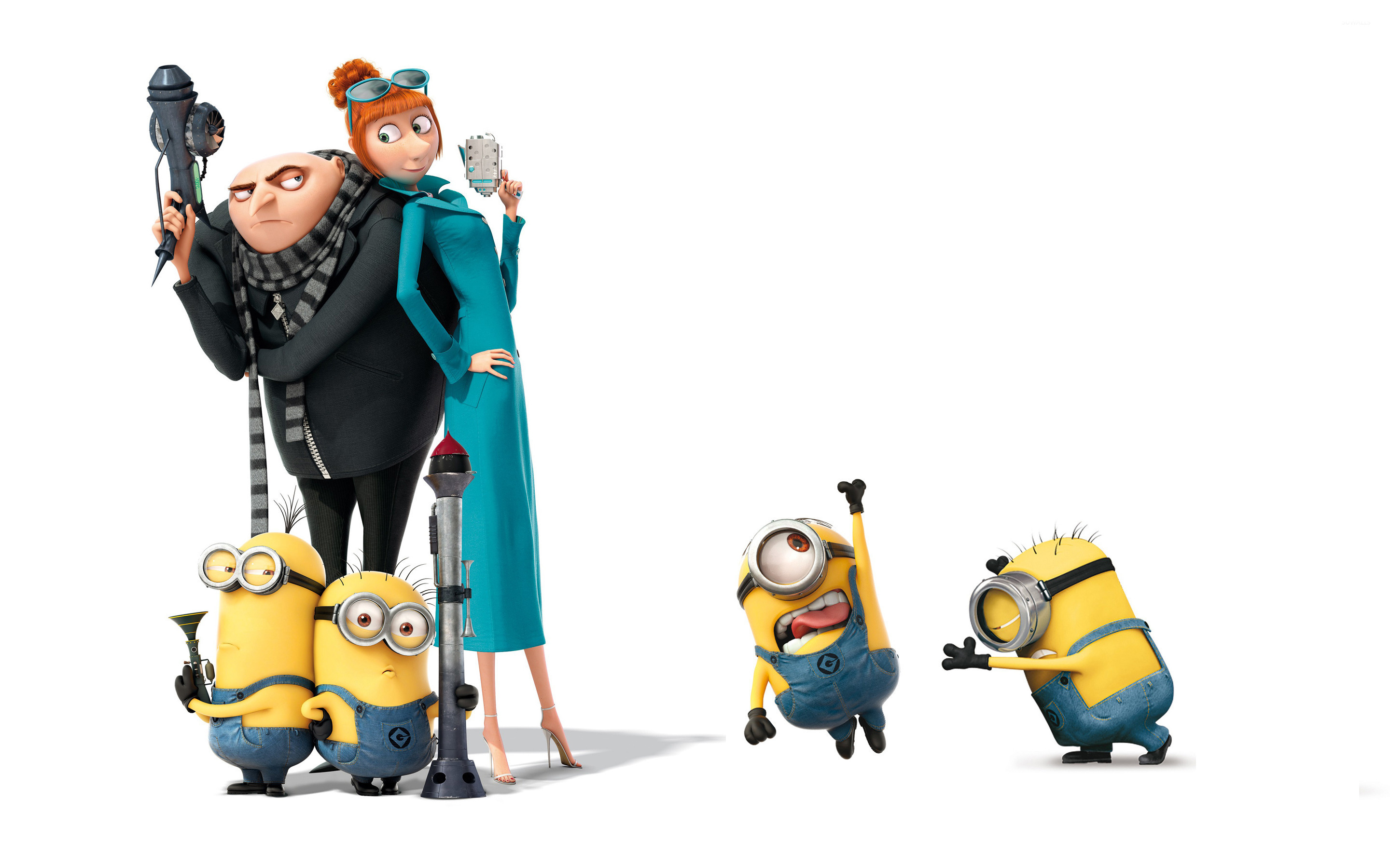 Great Despicable Me 2 [3] Wallpaper