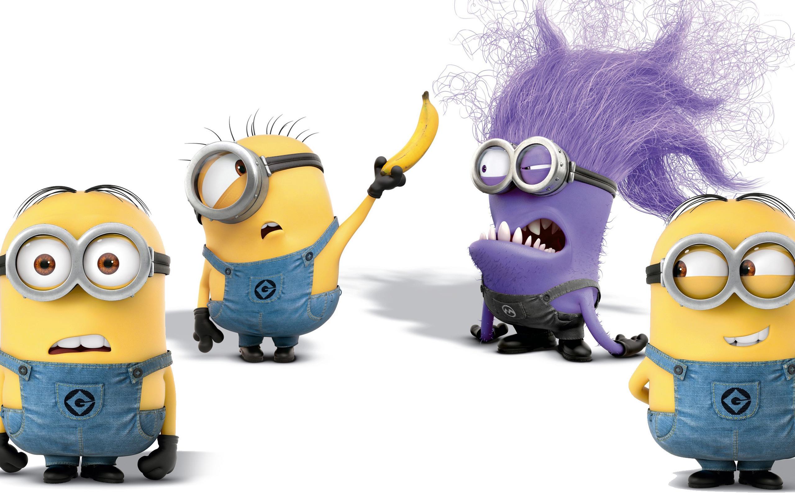 Minions - Despicable Me 2 [3] wallpaper - Cartoon wallpapers - #22546