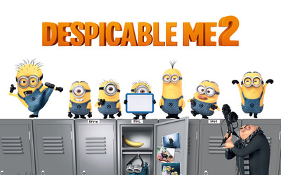 Despicable Me 2 [2] wallpaper
