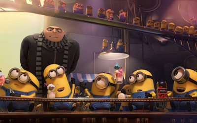Despicable Me 2 [4] wallpaper
