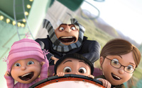 Despicable Me wallpaper 2560x1600 jpg