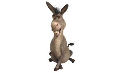 Donkey - Shrek wallpaper