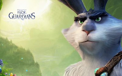 Easter Bunny - Rise of the Guardians wallpaper