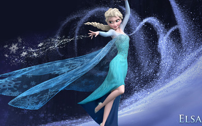 Elsa - Frozen [3] Wallpaper