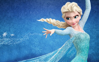 Elsa - Frozen wallpaper 1920x1200 jpg