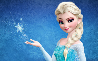 Elsa - Frozen [2] wallpaper