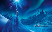 Elsa - Frozen [4] wallpaper 2880x1800 jpg