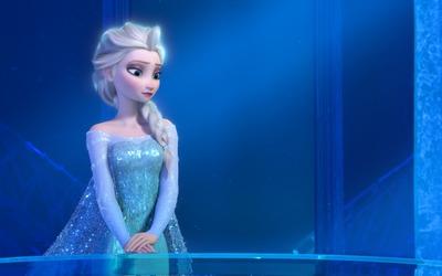 Elsa - Frozen [7] wallpaper