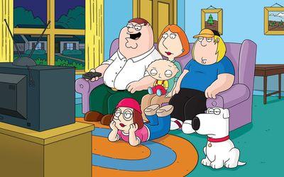 Family Guy [4] wallpaper
