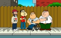 Family guy [5] wallpaper 1920x1200 jpg