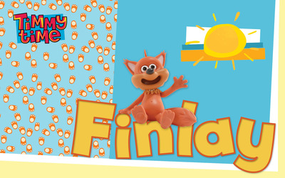 Finlay - Timmy Time wallpaper
