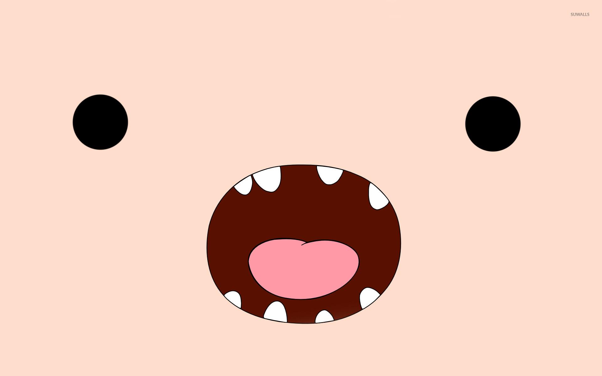 Adventure Time Finn Wallpaper