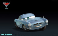 Finn McMissile - Cars 2 [2] wallpaper 1920x1200 jpg
