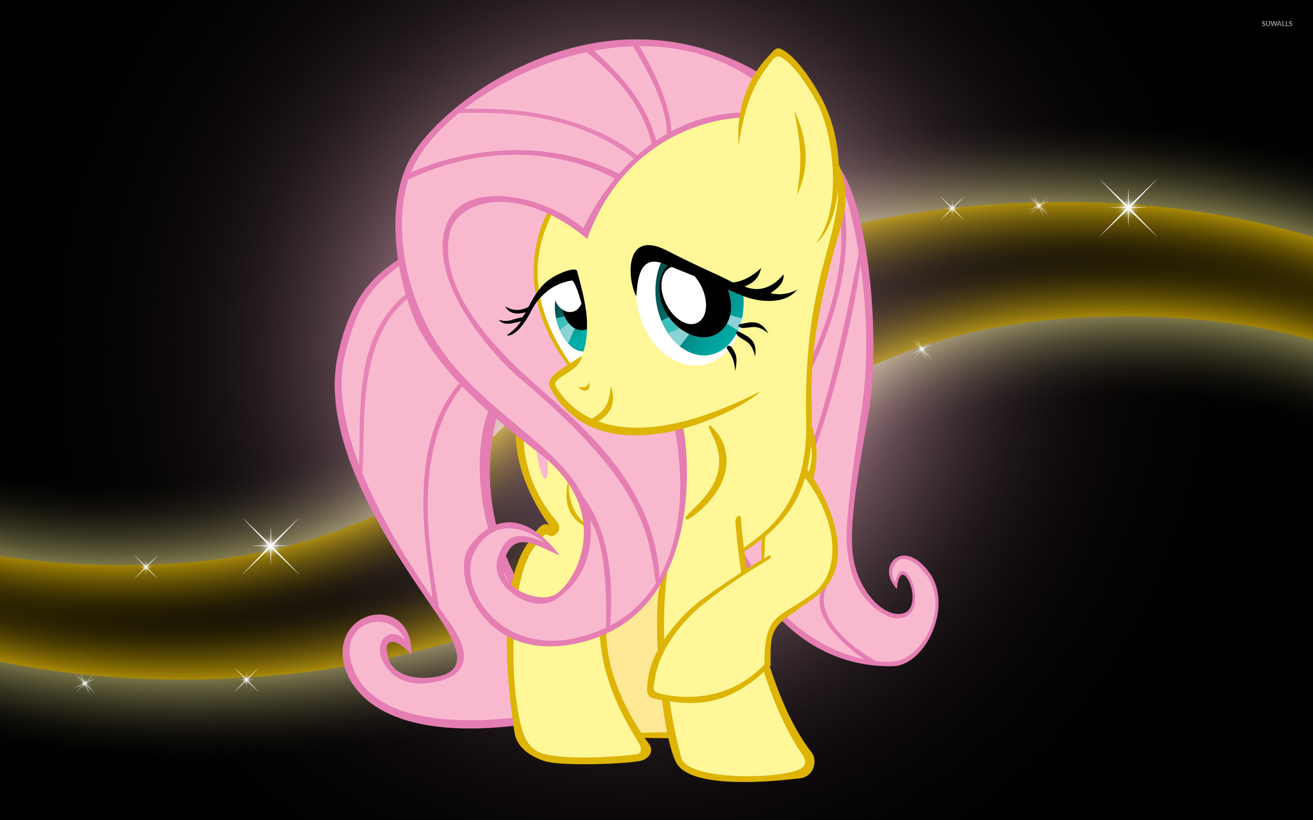 Fluttershy [2] wallpaper - Cartoon wallpapers - #10962