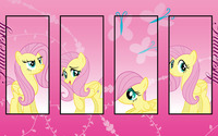 Fluttershy - My Little Pony Friendship is Magic [2] wallpaper 1920x1080 jpg