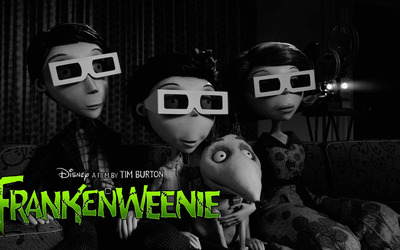 Frankenweenie wallpaper