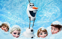 Frozen [3] wallpaper 1920x1080 jpg
