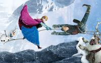 Frozen [5] wallpaper 2560x1440 jpg