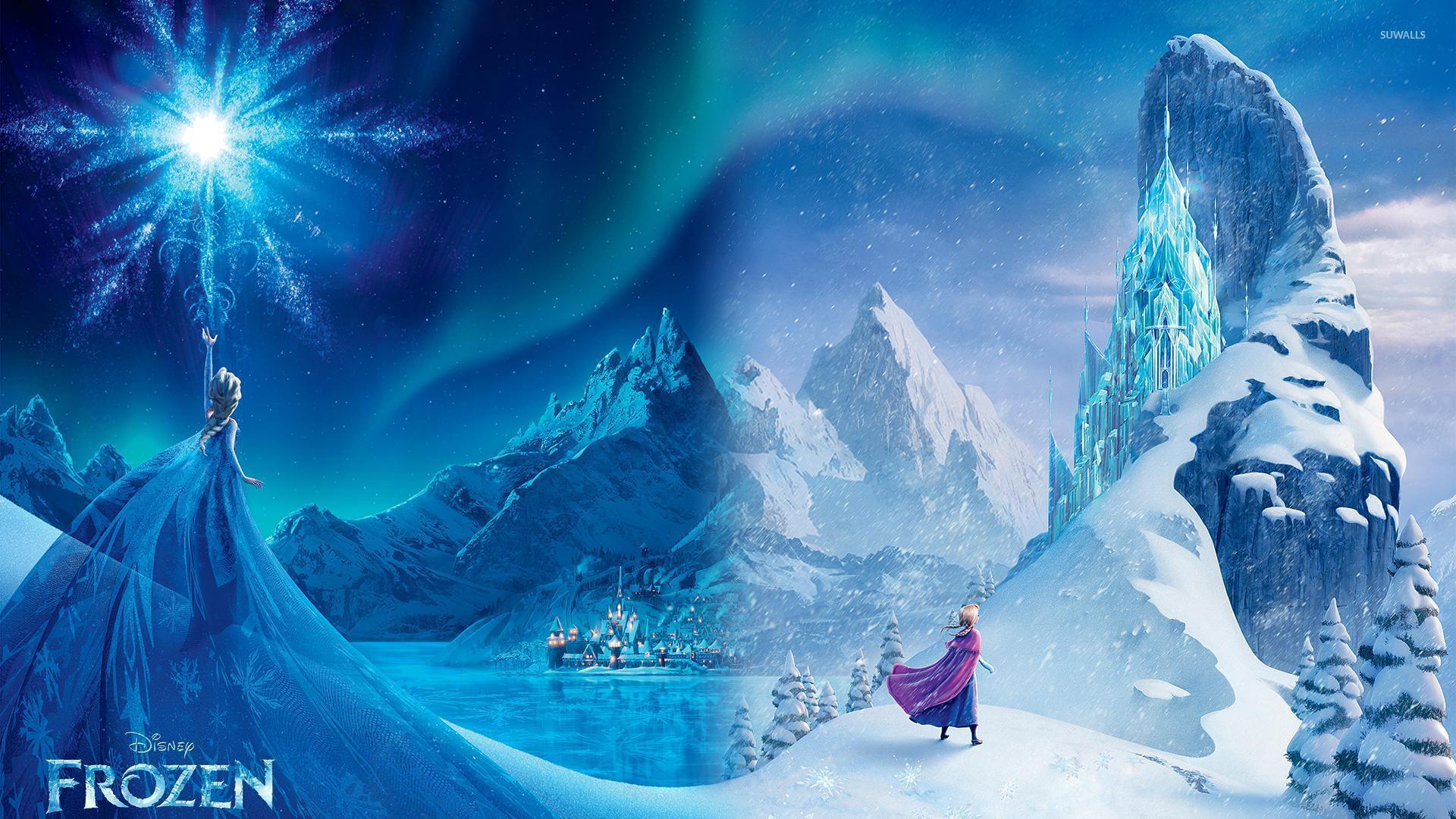 Frozen wallpaper by courtneyfanTD on