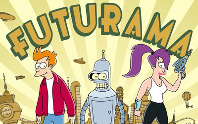 Futurama [4] wallpaper