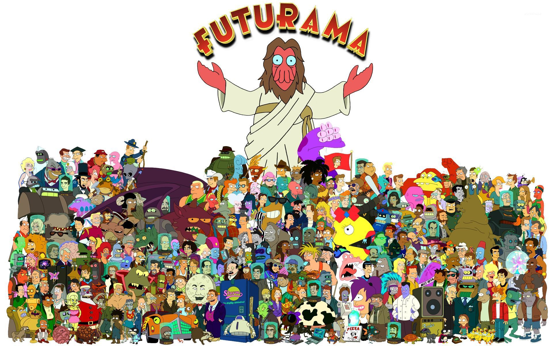 Futurama 9979 as well Futurama 5241 together with 11504 Artwork Death Reaper Scythe as well Funny Screensavers And Wallpaper Backgrounds additionally Funny Simpsons Wallpapers. on simpsons wallpapers for desktop