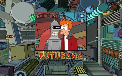 Futurama [6] wallpaper
