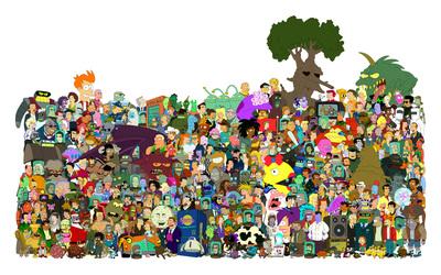 Futurama [3] wallpaper