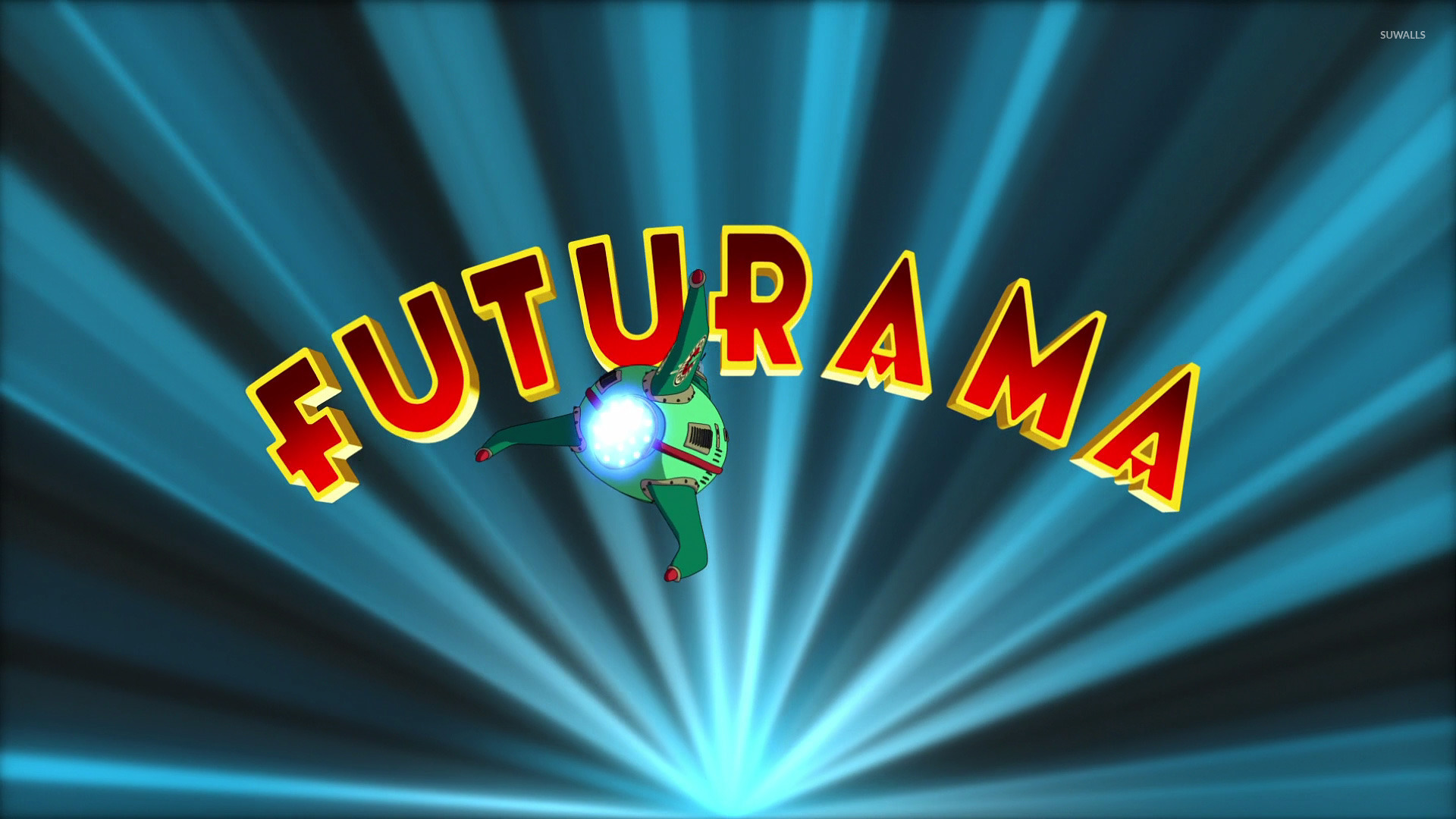 Futurama [5] wallpaper