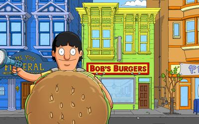 Gene - Bob's Burgers wallpaper