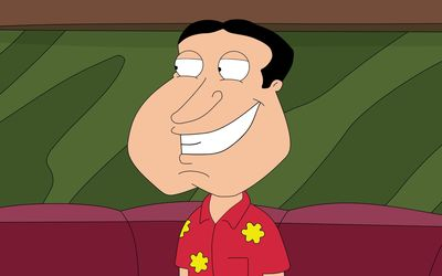 Glenn Quagmire - Family Guy wallpaper