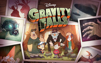 Gravity Falls [2] wallpaper 1920x1080 jpg