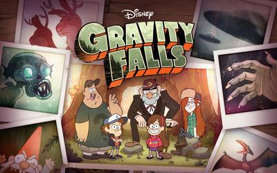 Gravity Falls [2] wallpaper