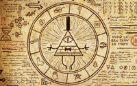 Gravity Falls wallpaper 1920x1080 jpg