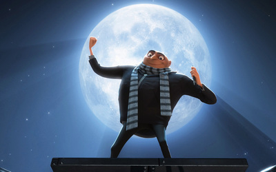 Gru - Despicable Me wallpaper