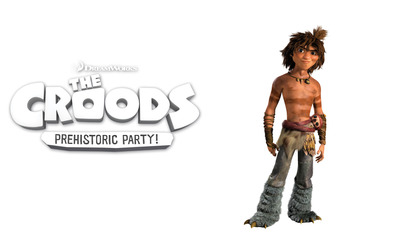 Guy - The Croods wallpaper