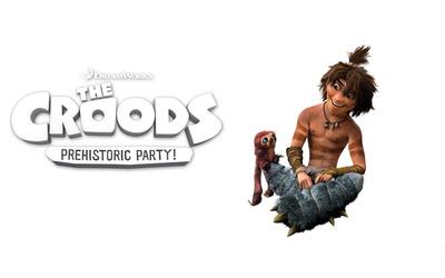 Guy - The Croods [2] wallpaper
